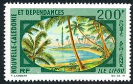 NOUV.-CALEDONIE 1967 - Yv. PA 97 **   Cote= 17,00 EUR - Paysage De L'île Lifou  ..Réf.NCE26798 - Unused Stamps
