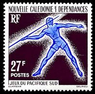 NOUV.-CALEDONIE 1963 - Yv. 311 **   Cote= 5,80 EUR - Sport : Lancer Du Javelot  ..Réf.NCE26894 - Unused Stamps