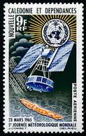 NOUV.-CALEDONIE 1965 - Yv. PA 79 **   Cote= 5,10 EUR - Journée Météorologique Mondiale  ..Réf.NCE26791 - Unused Stamps
