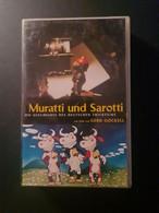 Muratti Und Sarotti – Die Geschichte Des Deutschen Trickfilms, Film Von Gerd Gockell, 80 Min. - Documentary