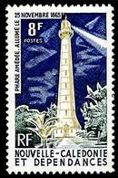 NOUV.-CALEDONIE 1965 - Yv. 327 **   Cote= 2,10 EUR - Phare Amédée  ..Réf.NCE26899 - Unused Stamps