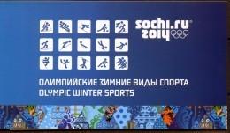Russia, 2014, Mi. 1761-63II, 1873-78II, 1942-43II, 1975-77II, Olympic Games, Sochi, Prestige Booklet - Blocks & Sheetlets & Panes