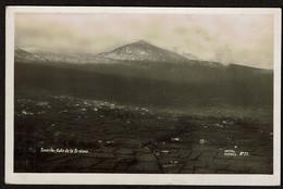 Carte Photo - Tenerife - Valle De La Drotava - Circulée 1934 - Edit. Postal Express N° 71 - 2 Scans - Tenerife