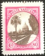 Poste Vaticane - Vaticaanstad - T2/16 - MNH - 1933 - Michel 29 - Paus Pius XI - Unused Stamps