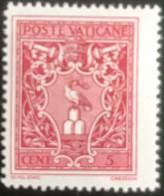 Poste Vaticane - Vaticaanstad - T2/16 - MNH - 1940 - Michel 84 - Paus Pius XII - Unused Stamps