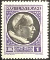 Poste Vaticane - Vaticaanstad - T2/16 - MNH - 1940 - Michel 85 - Paus Pius XII - Unused Stamps