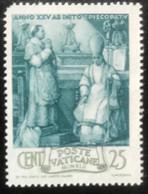 Poste Vaticane - Vaticaanstad - T2/4 - MH - 1943 - Michel 92 - Inwijding E. Pacelli - Unused Stamps