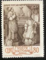 Poste Vaticane - Vaticaanstad - T2/4 - MH - 1943 - Michel 93 - Inwijding E. Pacelli - Unused Stamps