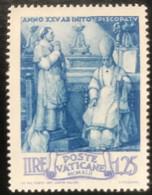 Poste Vaticane - Vaticaanstad - T2/4 - MH - 1943 - Michel 94 - Inwijding E. Pacelli - Unused Stamps