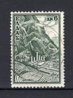 GRIEKENLAND Yt. 738° Gestempeld 1961 - Used Stamps