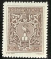 Poste Vaticane - Vaticaanstad - T2/4 - MH - 1945 - Michel 104 - Paus Pius XII - Unused Stamps