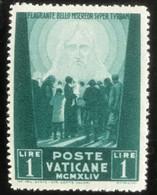 Poste Vaticane - Vaticaanstad - T2/4 - MH - 1945 - Michel 113 - Voor De Ooorlogslachtoffers - Unused Stamps