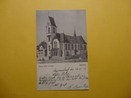 Balsthal - Neue Kath. Kirche 1918 / Stempel Theophil Boner Laupersdorf  (9116) - SO Solothurn