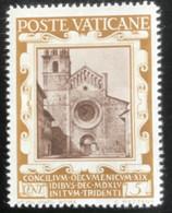 Poste Vaticane - Vaticaanstad - T2/4 - MH - 1946 - Michel 126 - 400 Jaar Concillie Van Trente - Unused Stamps