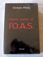 Livre : L' Histoire Secrète De L'OAS - Histoire