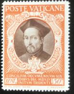 Poste Vaticane - Vaticaanstad - T2/4 - MH - 1946 - Michel 128 - 400 Jaar Concillie Van Trente - Unused Stamps