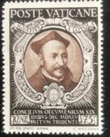 Poste Vaticane - Vaticaanstad - T2/4 - MH - 1946 - Michel 129 - 400 Jaar Concillie Van Trente - Unused Stamps