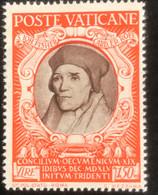 Poste Vaticane - Vaticaanstad - T2/4 - MH - 1946 - Michel 131 - 400 Jaar Concillie Van Trente - Unused Stamps