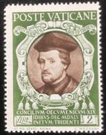 Poste Vaticane - Vaticaanstad - T2/4 - MH - 1946 - Michel 132 - 400 Jaar Concillie Van Trente - Unused Stamps