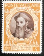 Poste Vaticane - Vaticaanstad - T2/4 - MH - 1946 - Michel 135 - 400 Jaar Concillie Van Trente - Unused Stamps