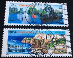 TIMBRES   DE    FRANCE   N° 4284/4285     OBLITÉRÉS  ( LOT:6428) - Gebraucht