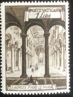 Poste Vaticane - Vaticaanstad - T2/4 - MNH - 1949 - Michel 149A - Sant' Agnese - Unused Stamps