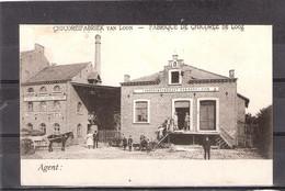 Chicoreifabriek Van Loon --( + Fr. ) - Borgloon