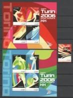 Guyana - Limited Edition Set MNH - WINTER OLYMPICS TURIN 2006 - Hiver 2006: Torino