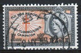 Fiji 1954 Single Health Stamp. - Fidschi-Inseln (...-1970)