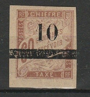 SENEGAL TAXE 1903 YT N° 2 * - Postage Due