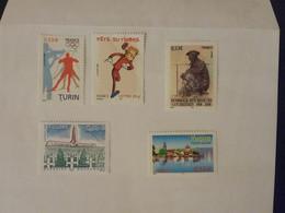2006 Neuf ** 3988/4000/2/3/4 - Collezioni