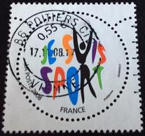 TIMBRES   DE    FRANCE   N° 4283     OBLITÉRÉS  ( LOT:6445) - Usados