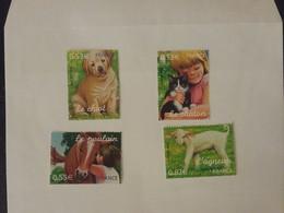 2006 Neuf ** 4017/20 - Collezioni