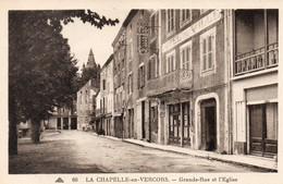 CPA Pas Courante La Chapelle-en -Vercors - Altri Comuni
