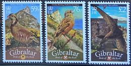 Gibraltar MNH 2010 - Birds - Gibraltar