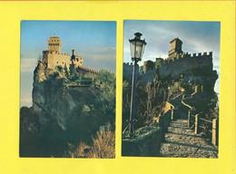 LOTTO 9 CARTOLINE NUOVE SAN MARINO - San Marino