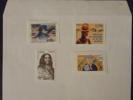 2006 Neuf ** 4023/26 - Collezioni