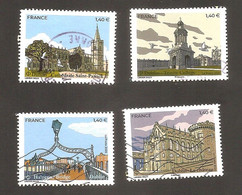 Francia 2020 Used Dublin - Used Stamps