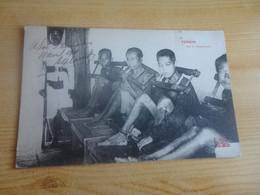 CPA  - TONKIN - Prisonniers - Vietnam