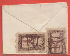ALGERIE LETTRE DE 1941 DE ALGER POUR MARSEILLE FRANCE - Lettres & Documents