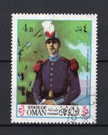 OMAN Yt. 1972-02° Gestempeld Cinderella 1972 - Oman