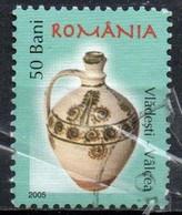 Romania, 2005 - 50b Vladesti Vlacea - Nr.4768 Usato° - Usado