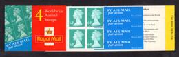 GRANDE-BRETAGNE 1999 - Carnet Yvert C2095a - SG GS1 - NEUF** MNH - £2.56 Barcode Booklet - Carnets