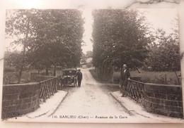 18 - BARLIEU - Avenue De La Gare - Other Municipalities