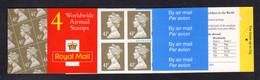 GRANDE-BRETAGNE 1996 - Carnet Yvert C1717-3 - SG GN3 - NEUF** MNH - £1.64 Barcode Booklet - Carnets