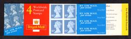 GRANDE-BRETAGNE 2000 - Carnet Yvert C2172a - SG GMA1 - NEUF** MNH - £1.60 Barcode Booklet - Carnets