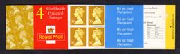 GRANDE-BRETAGNE 1996 - Carnet Yvert C1716-3 - SG GK7 - NEUF** MNH - £1.40 Barcode Booklet - Carnets