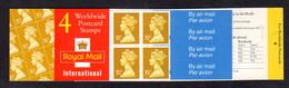 GRANDE-BRETAGNE 1995 - Carnet Yvert C1716-2 - SG GK6 - NEUF** MNH - £1.40 Barcode Booklet - Carnets