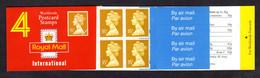 GRANDE-BRETAGNE 1993 - Carnet Yvert C1716-1 - SG GK5 - NEUF** MNH - £1.40 Barcode Booklet - Carnets