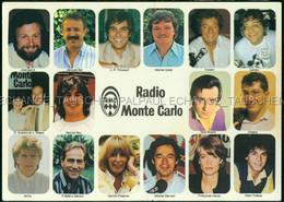 Radio Monte Carlo Animateurs - Sänger Und Musikanten